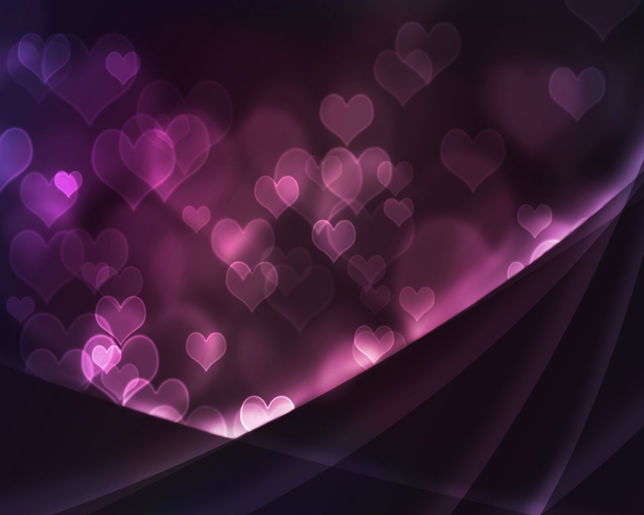 Cool Purple Iphone Wallpapers: Cool Heart Backgrounds Pink Hearts