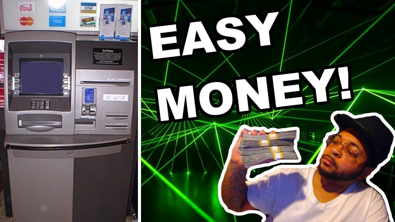 Park Art|My WordPress Blog_How To Draw Money From Atm