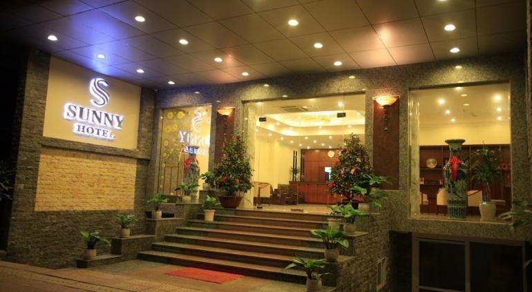 Sunny 3 Hotel Hanoi Hotels In Hanoi Vietnam Khach Sạn Ha Nội