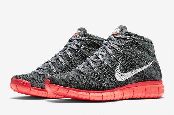 "Nike Free Flyknit Chukka ""Hot Lava"" (Another Look)"