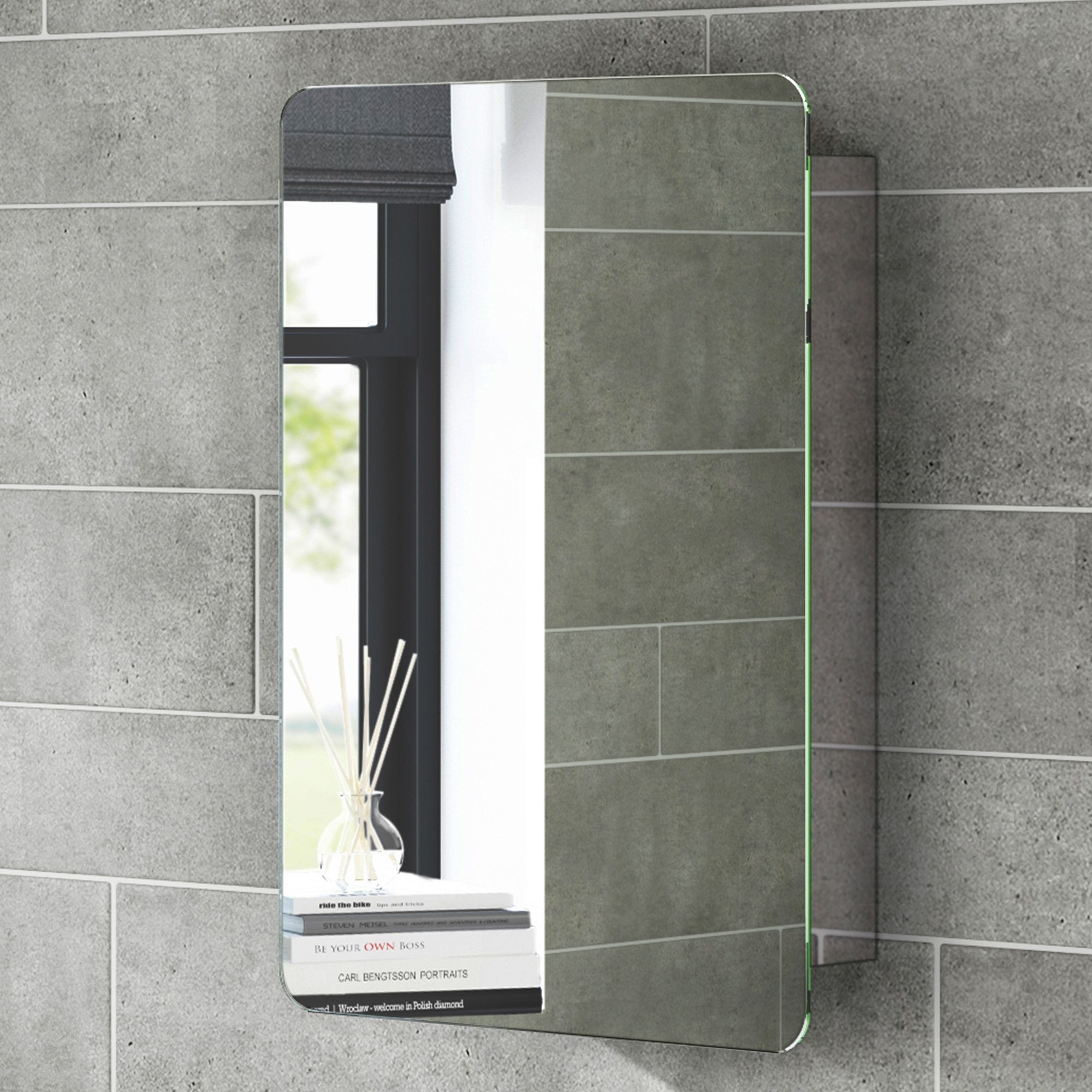 Mirrored Bathroom Cabinets Sliding Door Mirrors Are A Ful Way To Finish Your Room You Need Evaluate The Dimensions Of Bat