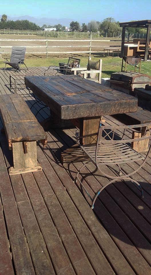 terraza madera roble Madera Pinterest Madera y Terrazas - terrazas en madera