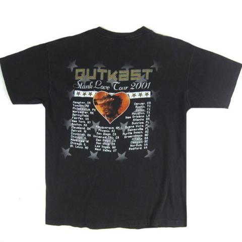 Vintage Outkast Stank Love Tour T-shirt