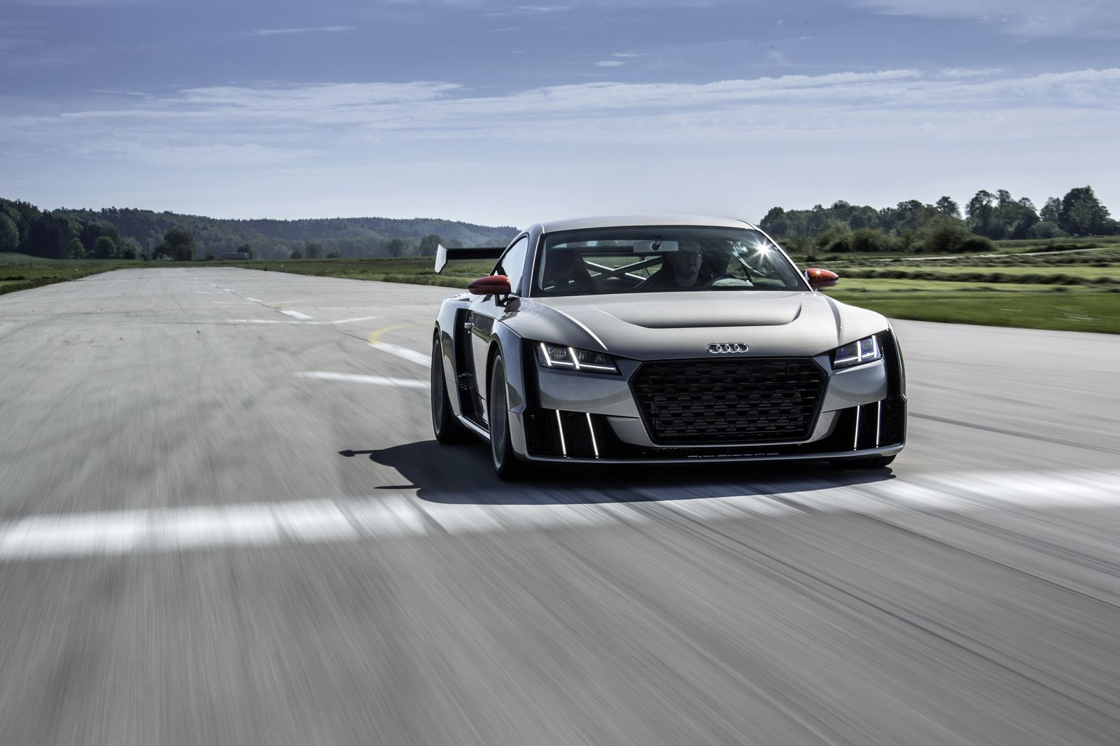 Audi presents w rthersee lineup details tt clubsport turbo concept 39 photos