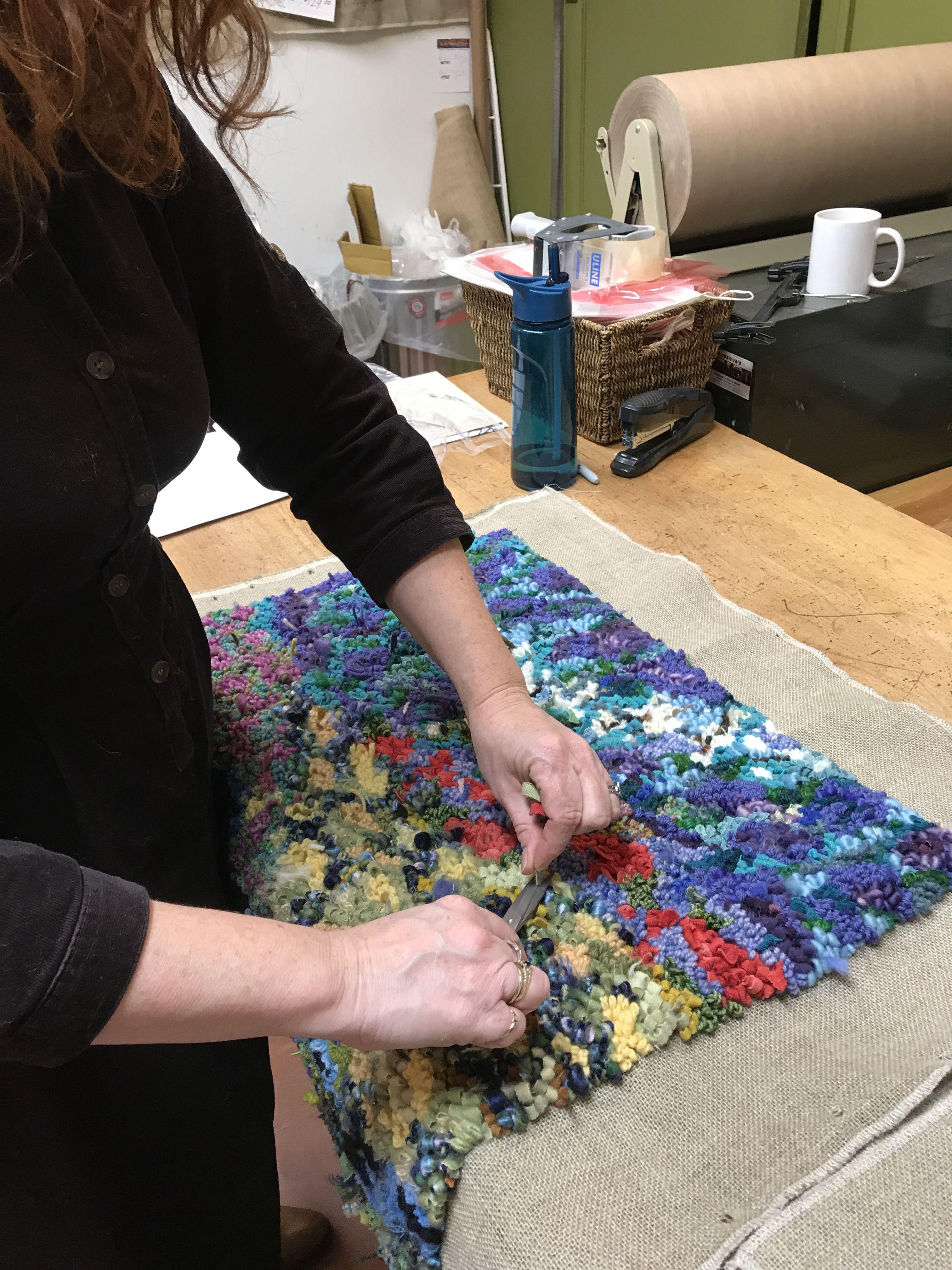 Deanne Fitzpatrick Has A Studio In