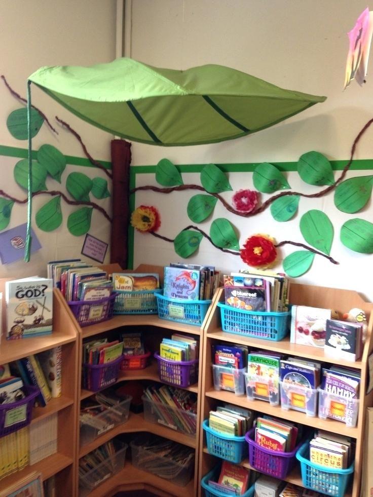 Reading Area Ideas For Preschool Image Result For Book Corner Ideas