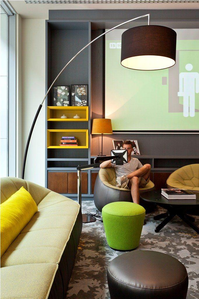 PURO Hotel Wroclaw Poland Blacksheep Interior Design