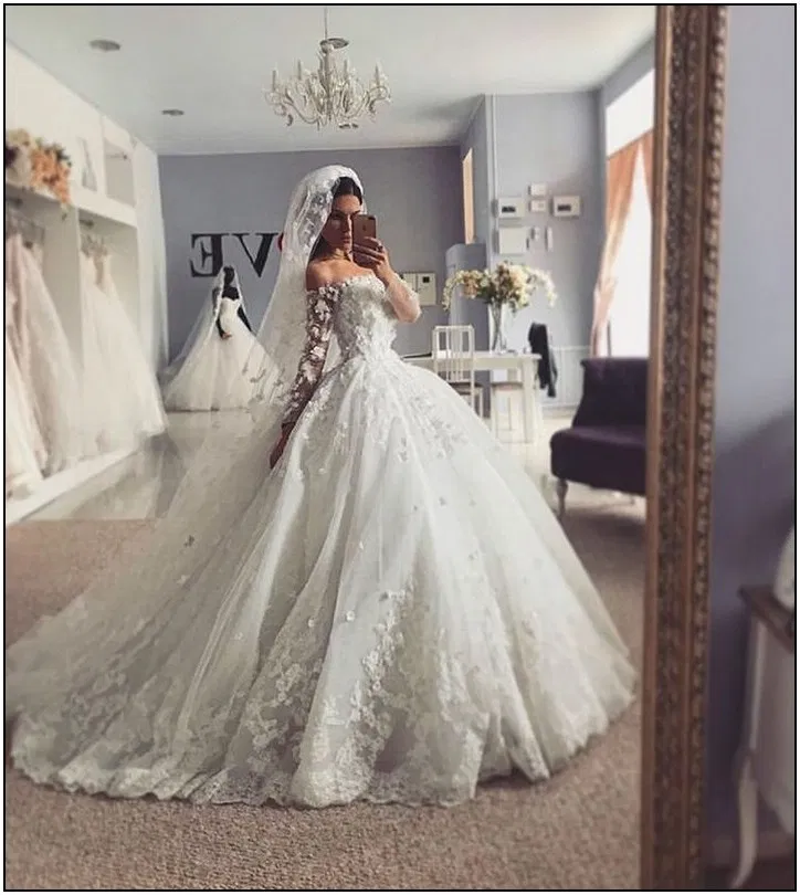 103 Ball Gown Wedding Dresses Fit For A Queen Page 22 Armaweb07 Com Ball Gowns Wedding Ball Gown Wedding Dress Dream Wedding Dresses
