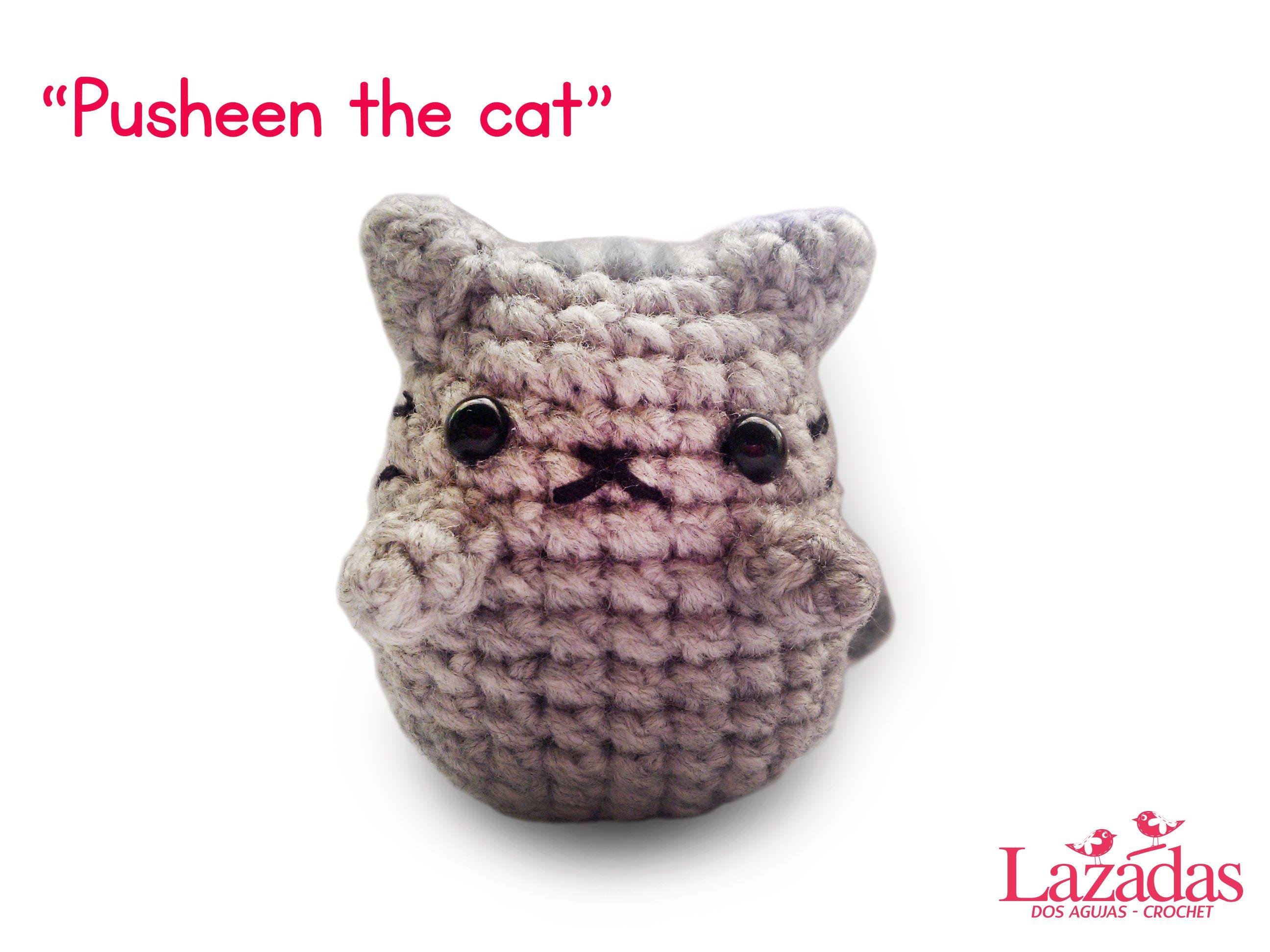 Amigurumi Pusheen Cat : pusheen cat Lazadas Pinterest