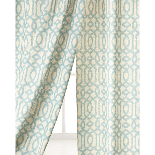 "Each 55""W x 108""L Kalika Curtain (8.620 RUB) ❤ liked on Polyvore featuring home, home decor, window treatments, curtains, dark blue, navy blue curtains, polyester curtains, lining curtains, navy curtains en dark blue curtains"