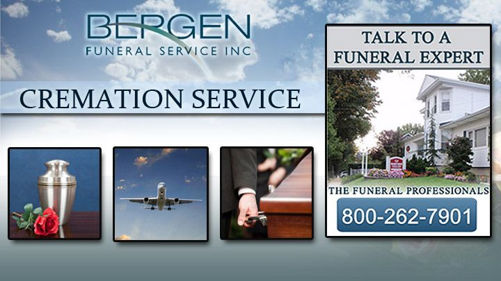 Bergen funeral service is a familyowned and operated