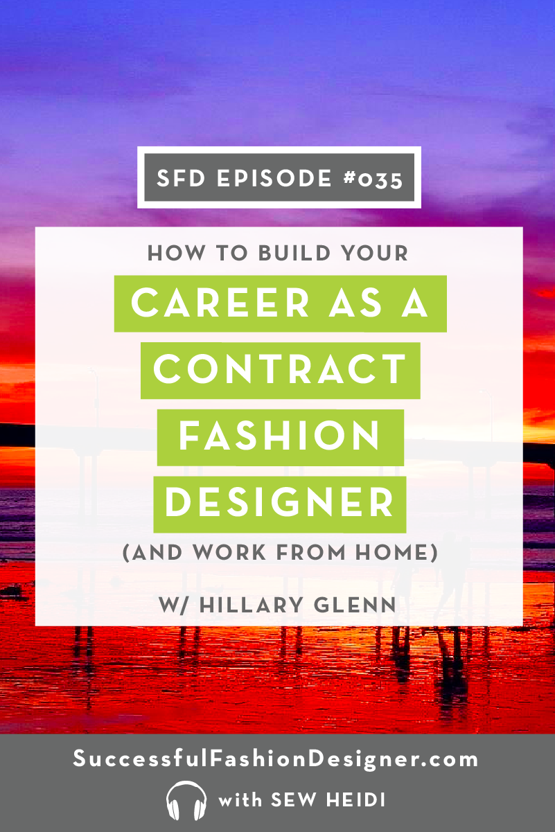 Build Your Career As A Contract Fashion Designer And Work From Home Career In Fashion Designing Working From Home Fashion Design