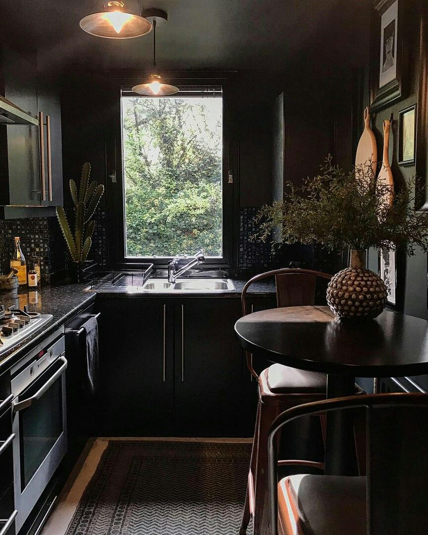 Tante  fr loves this dark interiors beautiful also  melancholic colored rh pinterest
