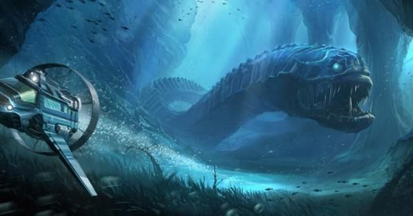 """TheOthersReport on Twitter: """"Sea #Monster Versus Submarine ReadMe:http://t.co/3RR2BPbNsJ 2015-02-10 http://t.co/KY9oUkibt7"""""""