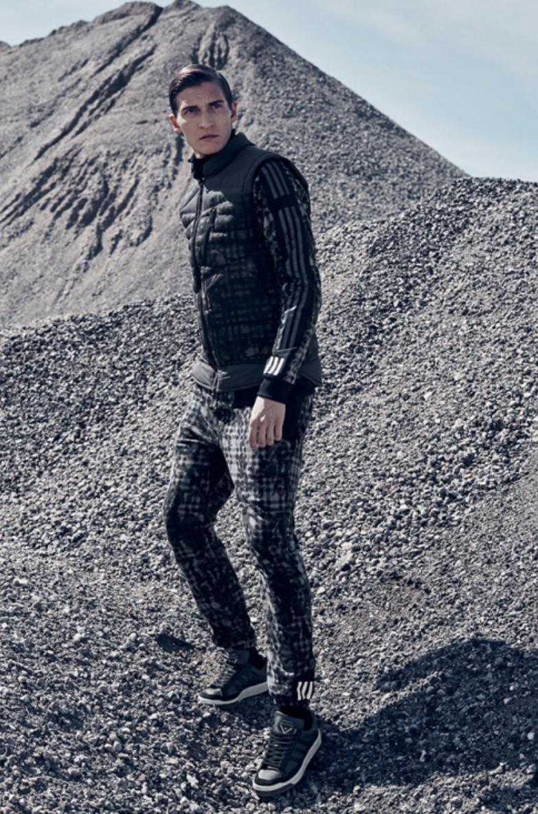 508ae1b4761b adidas Originals by White Mountaineering 2016 Fall Winter Lookbook ...