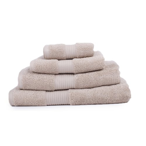 Bliss Pima Cotton Bath Towel Deyongs 1846 Colour Biscuit Cotton