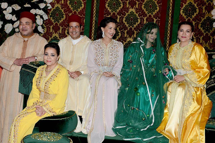 Moulay Rachid Royal Wedding.