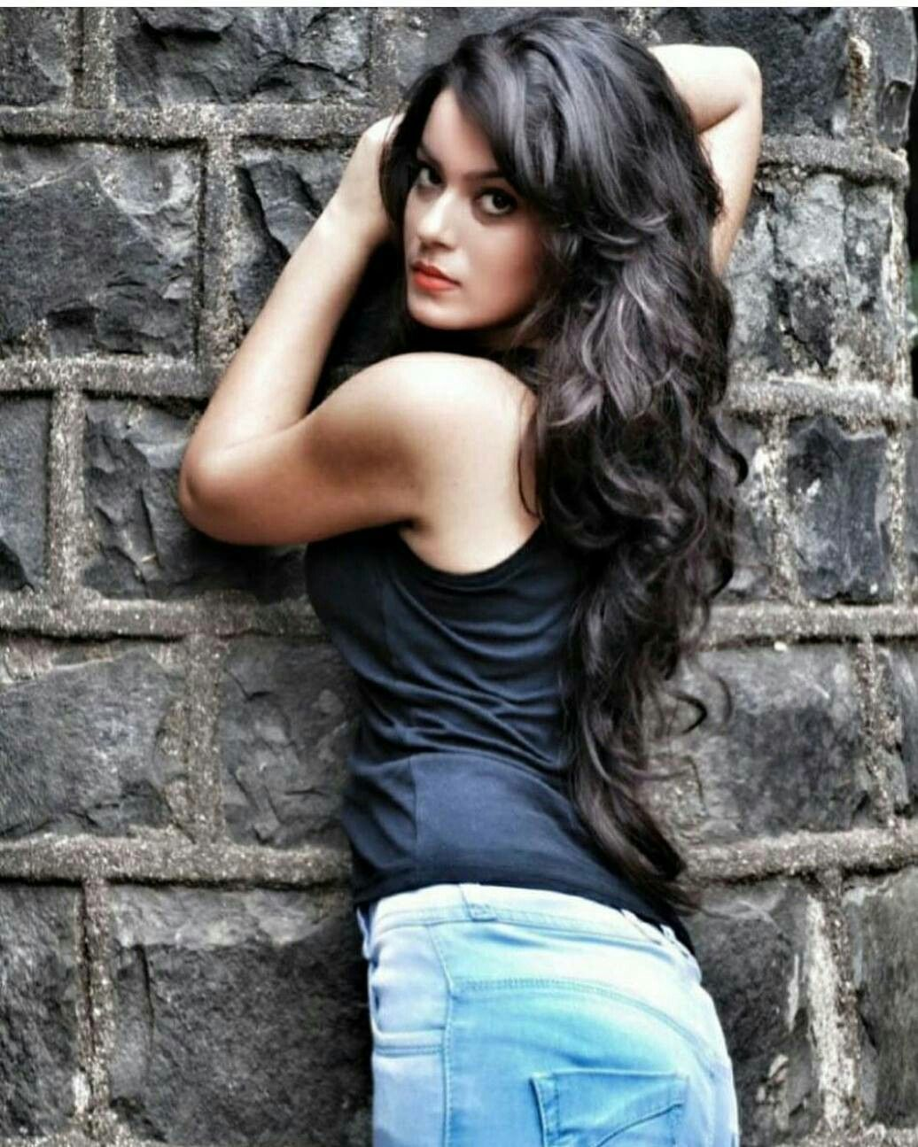 Follow me Misha Verma | Long hair styles, Beauty, Hair styles