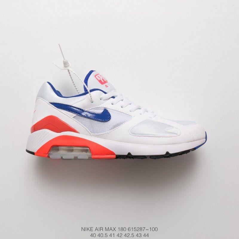 dd4c93d92d Nike Air Max 180 Qs Spring Deadstock Small Air Basket Sneaker in ...