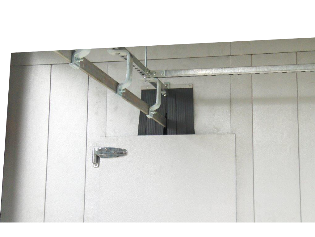 Walk In Cooler With Meat Rail System Come Hang With The