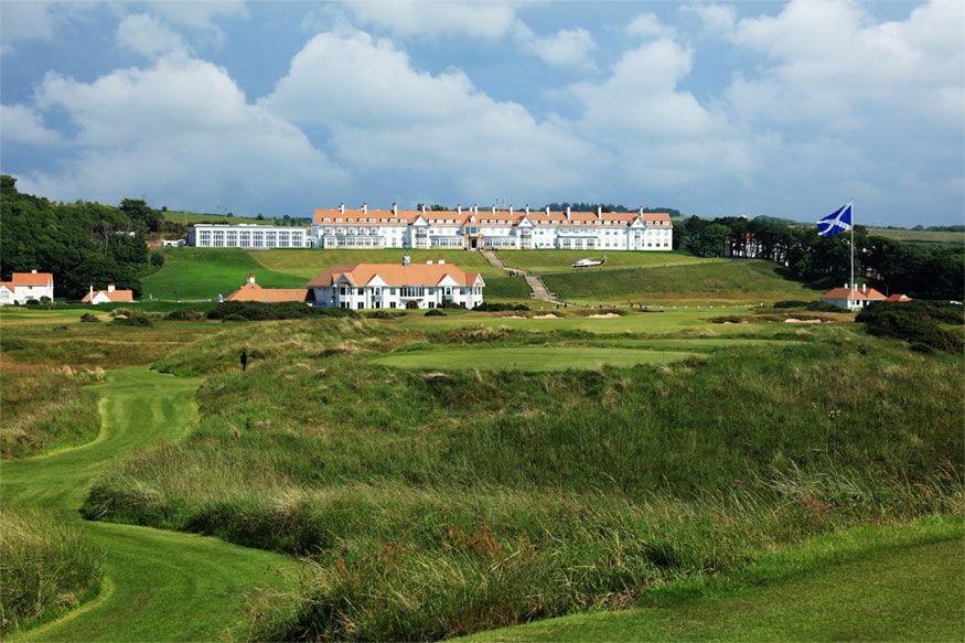 Hear about her celebratory trip to the stunning Scotland property. #WomenWhoWork #Travel #Golf #Scotland