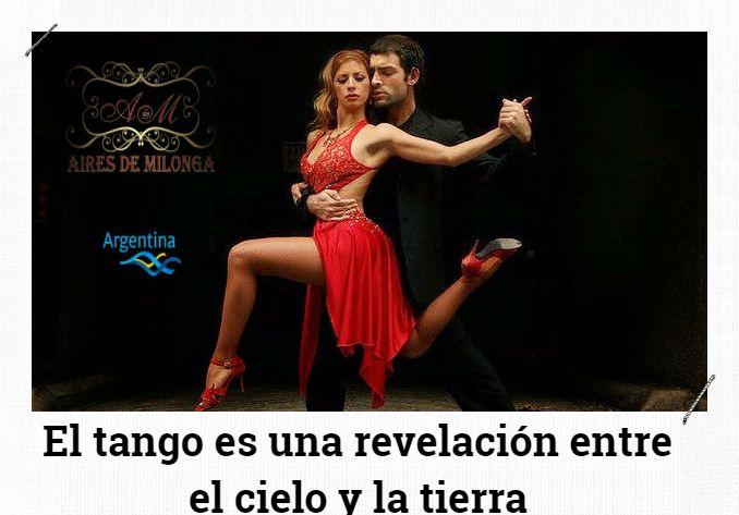 El #tango es una revelación entre el cielo y la tierra. Apoya la difusión #gratis del #TangoDance suscribiéndote a mi canal en #YT https://youtube.com/airesdemilonga. #Milongas