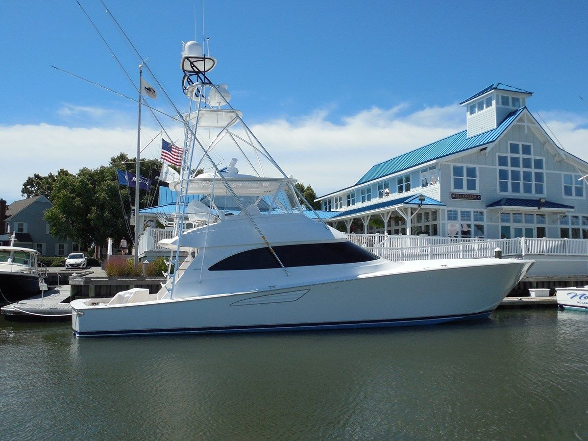 Check out this stunning 2019 Viking 62 in Hampton