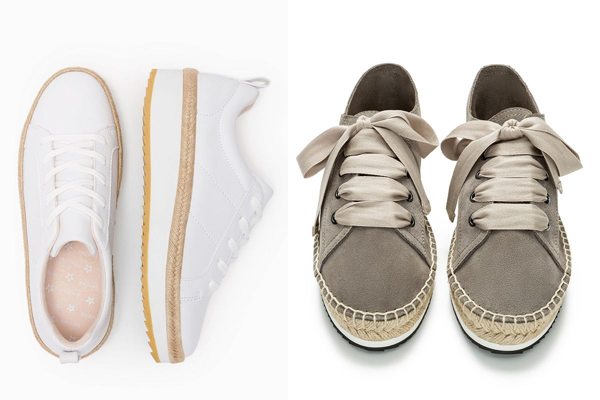 Las alpargatas de esparto son ahora 'Zapargatas': el calzado