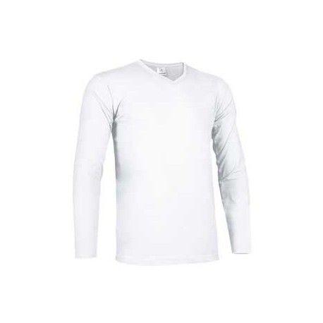 Pico Cuello Camiseta De Con George Manga Referencia Larga Marca 4wqXqTxI