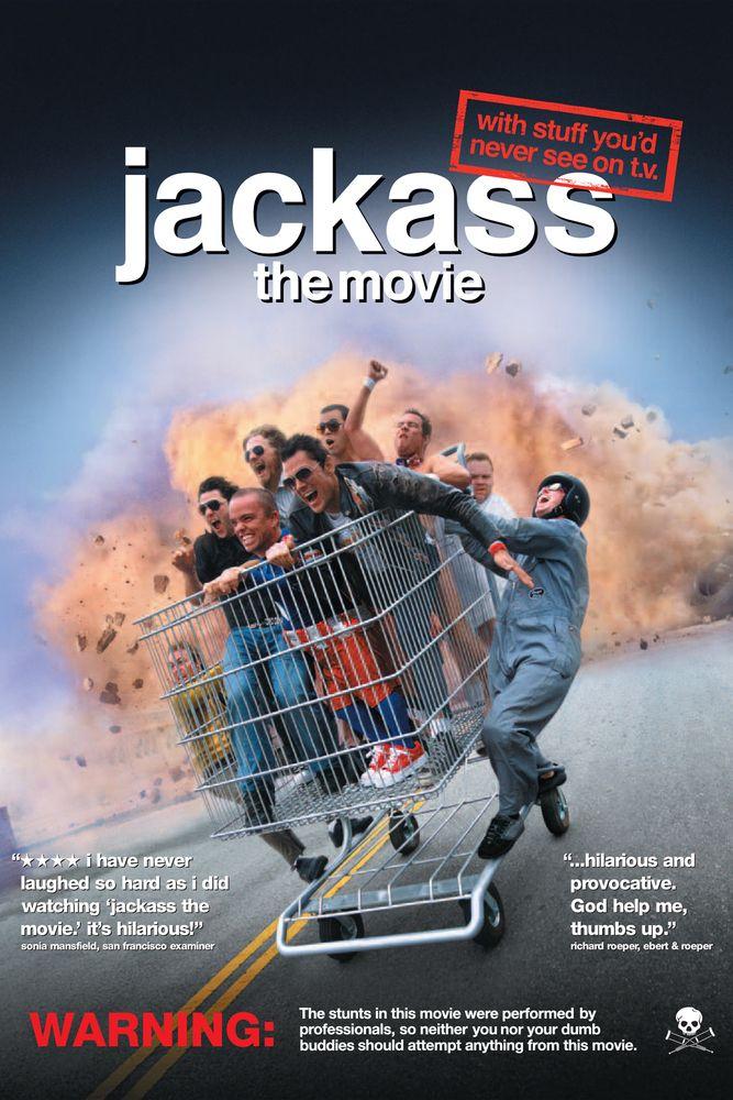 Jackass 1 audio latino online