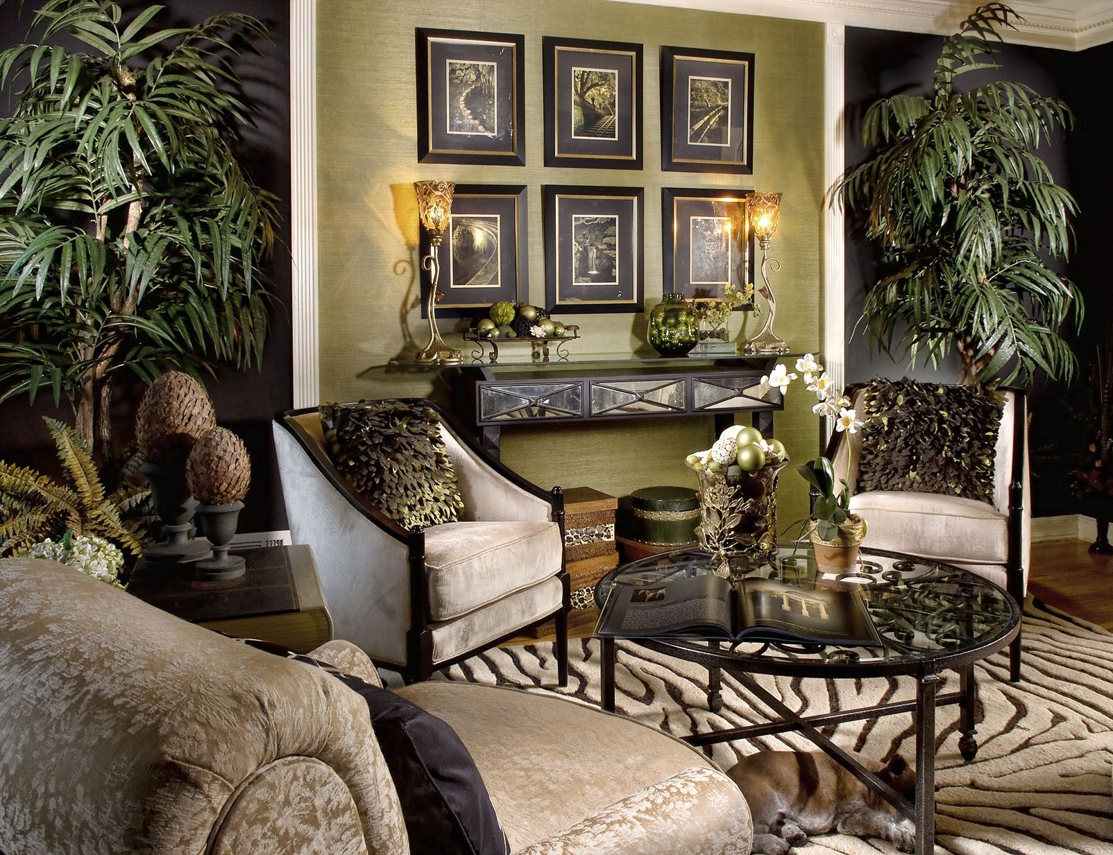 Sophistication Paint Colors For Home Eclectic Living Room Living Room Photos
