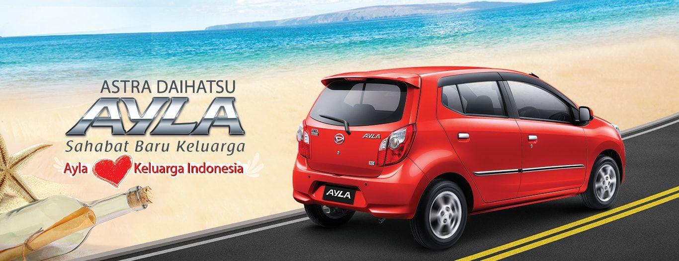 Kredit Daihatsu Ayla Cirebon Dealer Astra Daihatsu Cirebon Daihatsu Mobil Produk