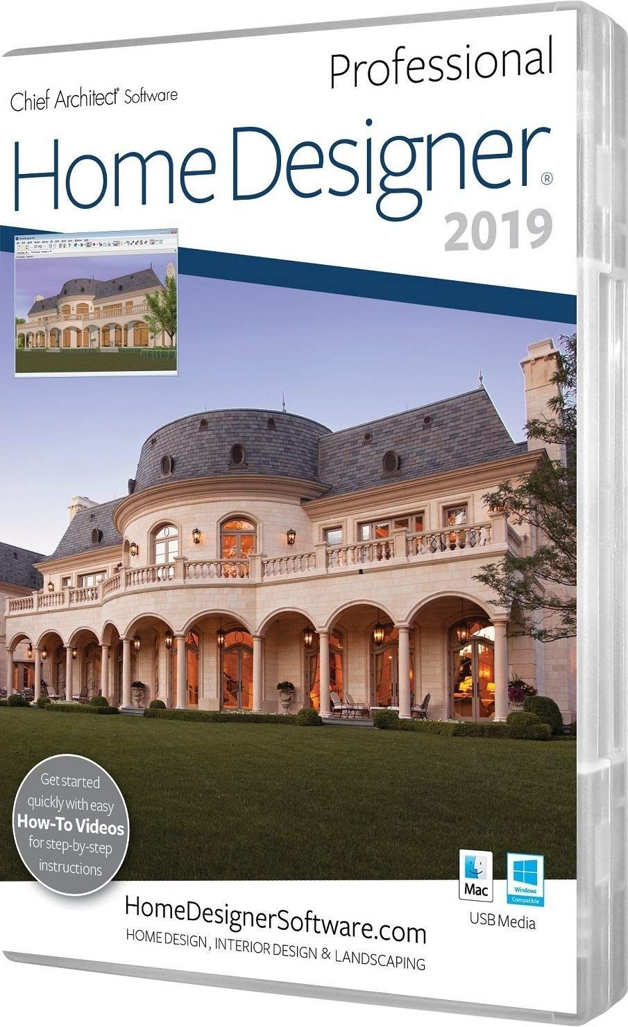 Chief Architect Home Designer Pro 2019 Review And