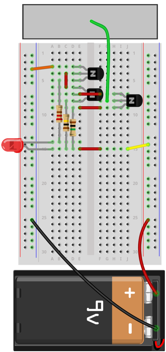 Detecting Electrons with Weekend Projects | electro | Pinterest ...
