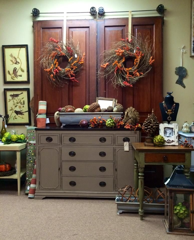 Dark Brown Chalk Paint Kitchen Cabinets: Buffet, Painted With Annie Sloan Chalk Paint (Coco