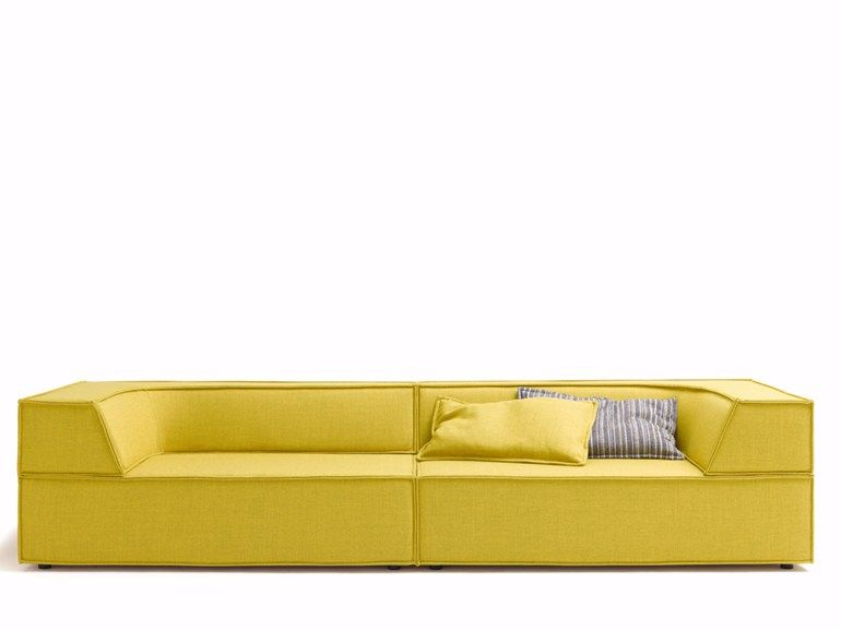 TRIO 4 seater sofa Trio Collection by COR Sitzmöbel Helmut Lübke - design sofa moderne sitzmobel italien