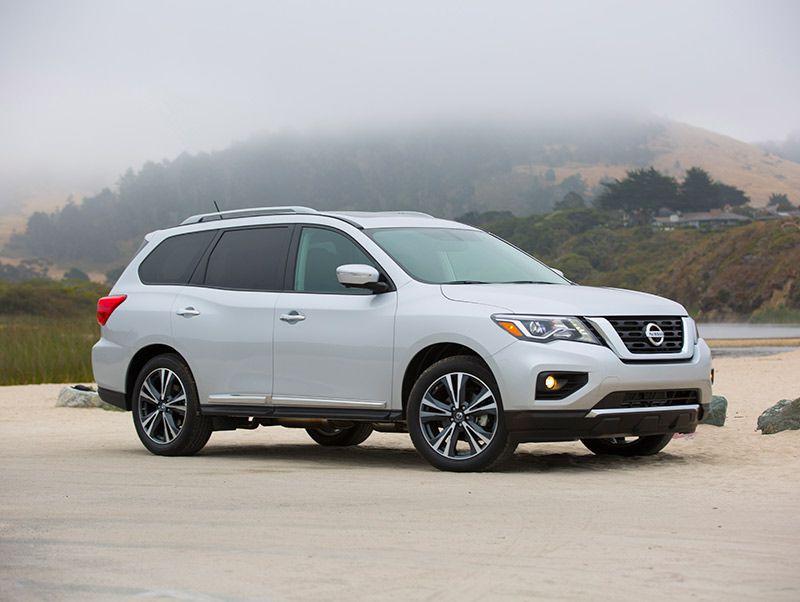 10 Suvs That Can Tow 5000 Lbs Autobytel Com Nissan Pathfinder Nissan Car