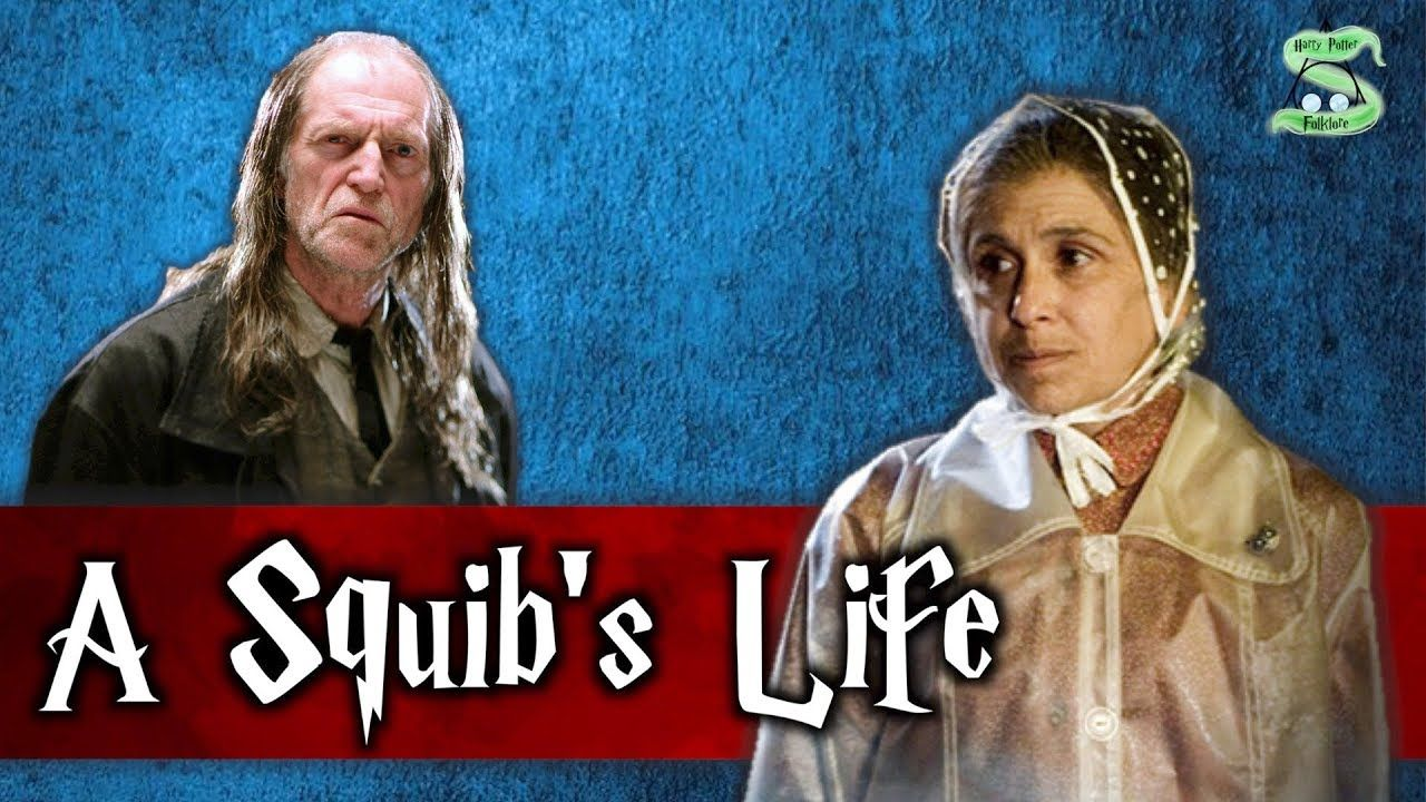 A Squib S Life Explained Fantastic Beasts And Where Life Harry Potter