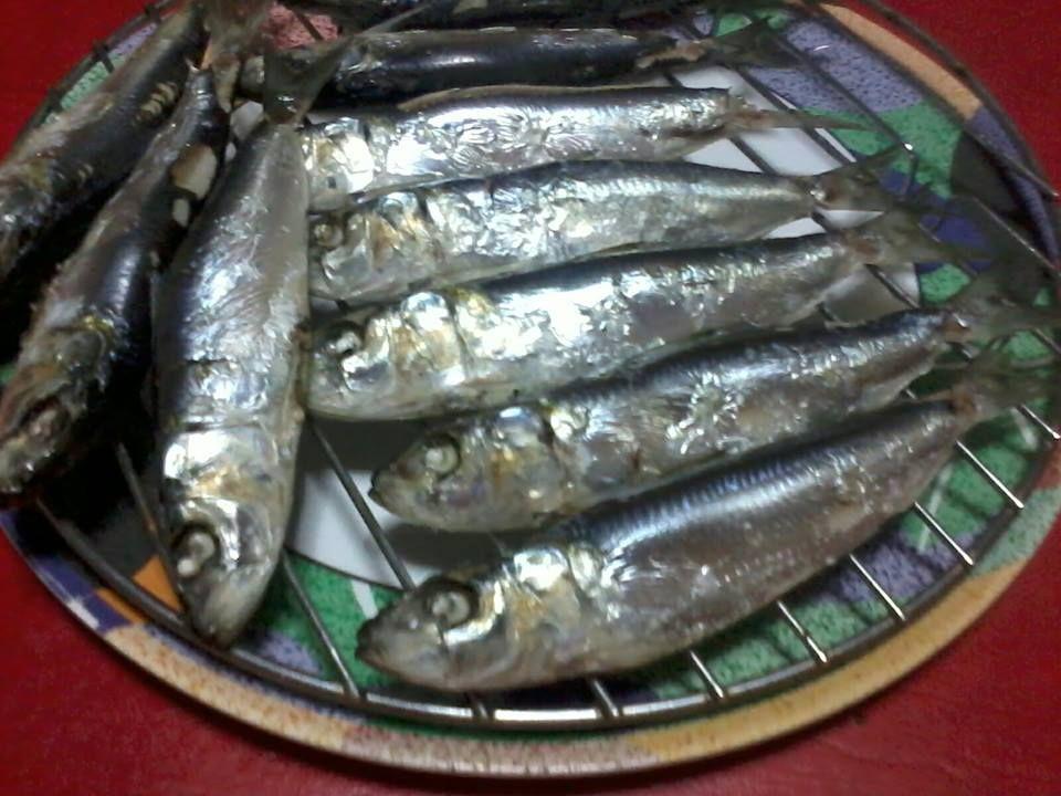 Rockin' the Mom Role Homemade Tinapa ( Smoked Fish