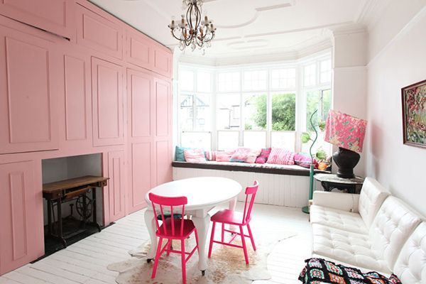 An Amazing Bright Colourful Home | Bright, Open plan and Cottage style