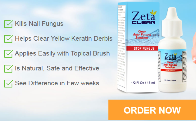 Zeta Nail Fungus Cream Removes The Fungus And Make Your Toe Nail