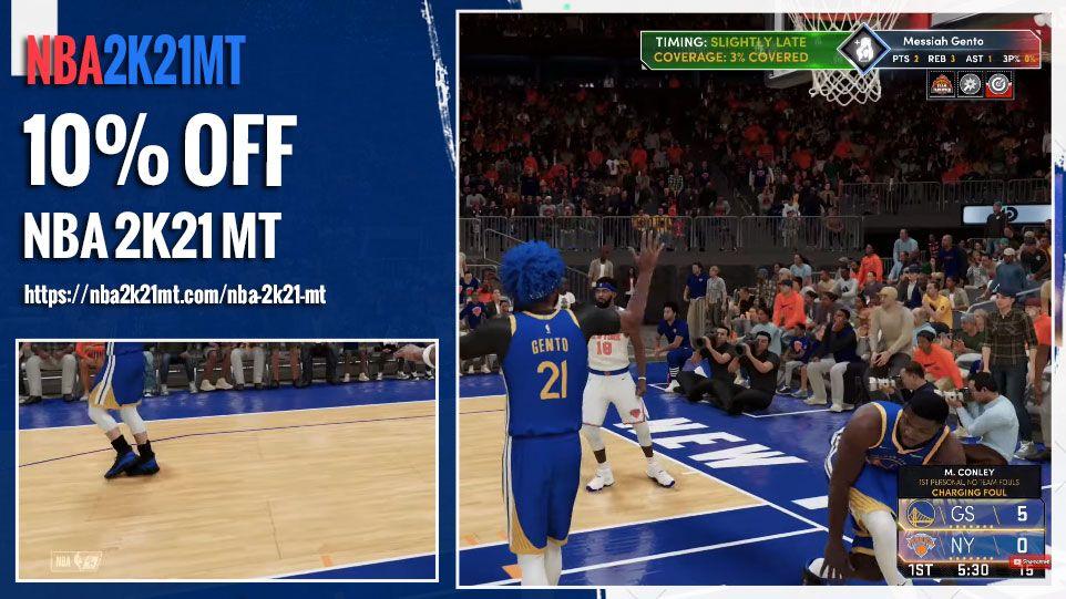 NBA2K VC