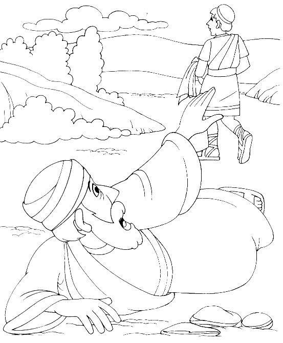 buon_samaritano_45.jpg (553×670) | Bible: NT The Good Samaritan ...