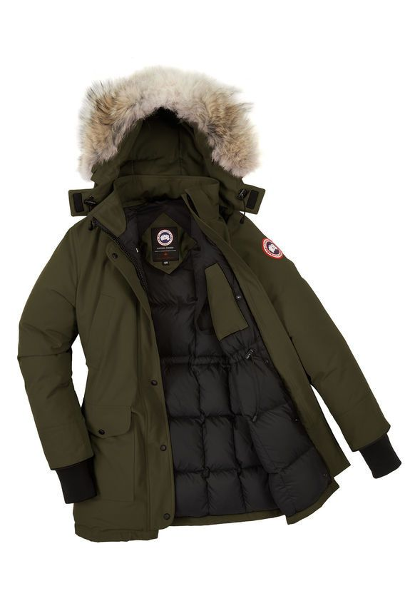 canadagoose#@$99 on   styling tips   Canada goose fashion