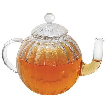 Sophe Glass Teapot 40oz, $22, now featured on Fab.