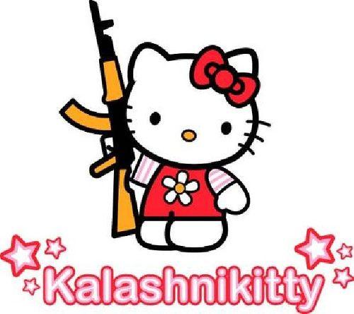 Kalishnikitty