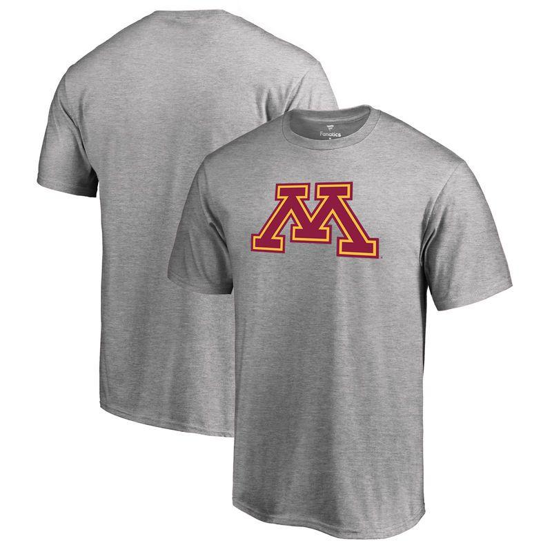 wholesale dealer 1c2db 449d6 Minnesota Golden Gophers Big & Tall Primary Logo T-Shirt ...
