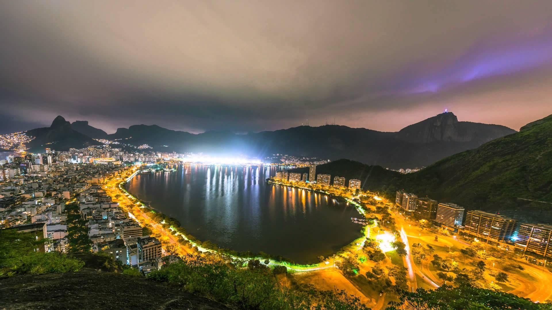 Everyday Rio in Ultra HD 8K/4K Nikon Everyday Cinema Video ...