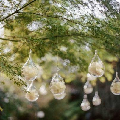 Uma chuva de flores