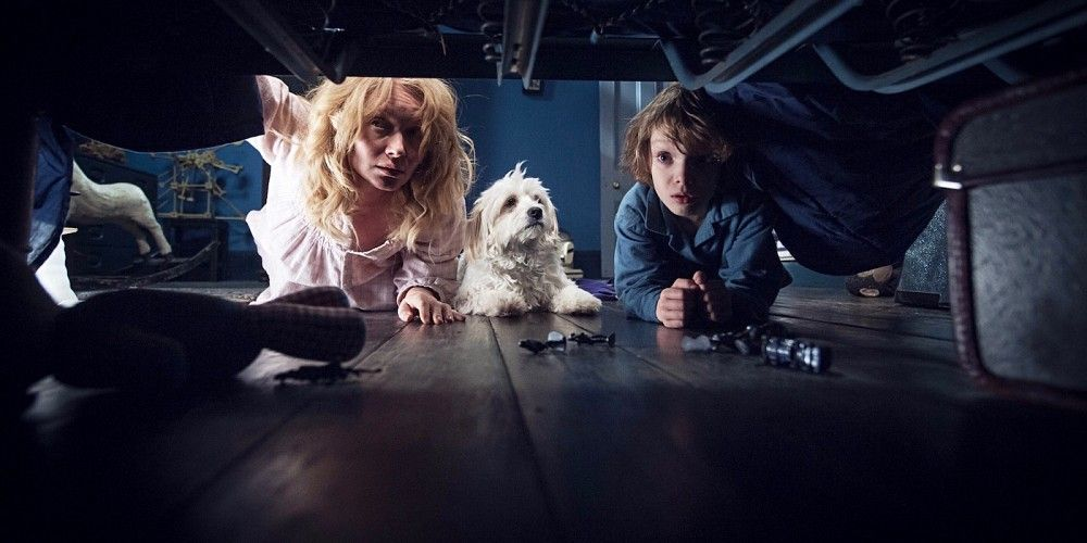 The Babadook Horror Movie 13 Supernatural Horror Movies That Aren't Supernatural At All